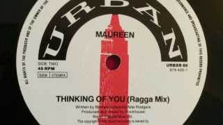Maureen Walsh - Thinking Of You (Ragga Mix)