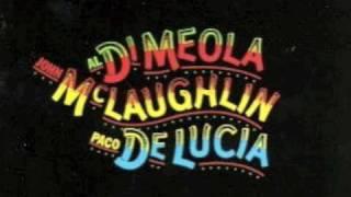 Al di Meola John McLaughlin Paco de Lucía - Mediterranean Sundance Rio Ancho