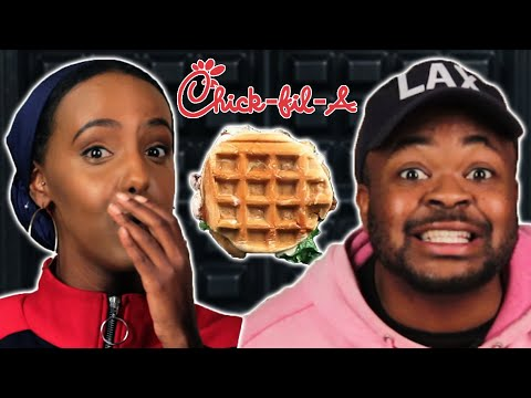 Can You Waffle It? Chick-fil-A Edition