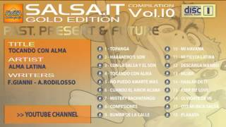 SALSA.IT VOL.10 GOLD EDITION:TOCANDO CON ALMA,ALMA LATINA