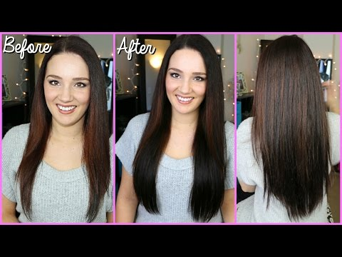 My fantasy hair review how to care for clip in hair extensions my fantasy hair review how to care for clip in hair extensions for curly hair too beauty tips videos pmusecretfo Gallery