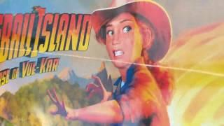 Fireball Island: The Curse of Vul-Kar unboxing