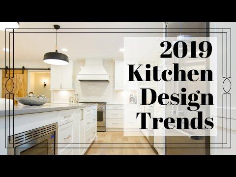 Kitchen Trends 2019 | Kitchen Cabinets | Kitchen Design | Luxury Homes