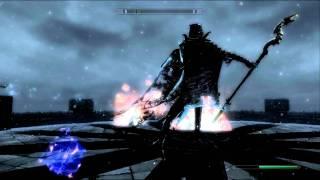 Skyrim, illusionist versus All Dragon Priests