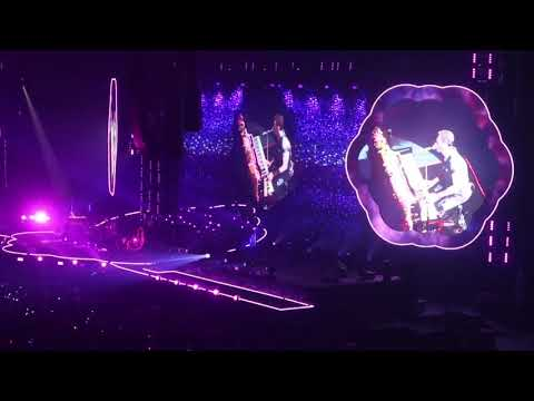 Coldplay Concert Vancouver 2017 LIVE