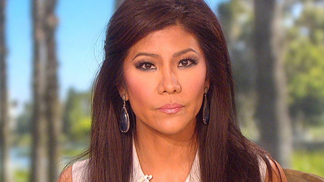 Julie Chen's history of hypocrisy