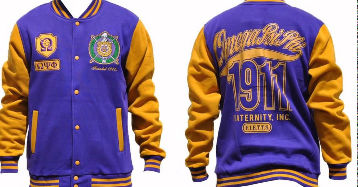Omega Psi Phi Apparel Fleece Jacket Youtube