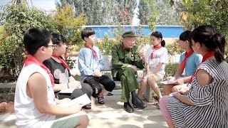 Chinese veteran doesn't regret joining volunteers army in 1950s
