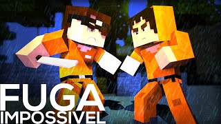 Minecraft: FUGA IMPOSSÍVEL - TRAIÇÃO?! #14