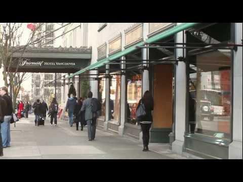 The Fairmont Hotel Vancouver Video Tour - 2012