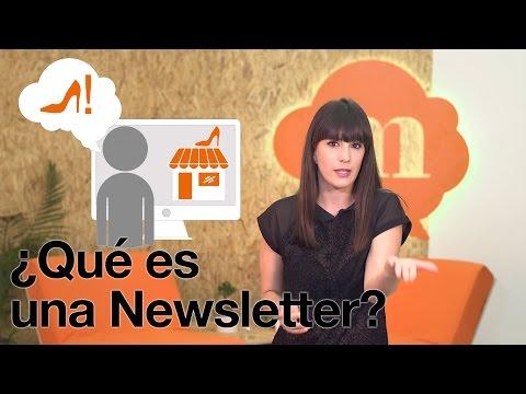 ¿Qué es una Newsletter? { Micro Conocimiento by @Mazzima