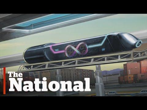 Hyperloop Companies Pushing to Make it Reality