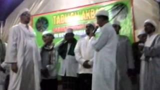 PELANTIKAN DPW FPI KAB. TANAGERANG