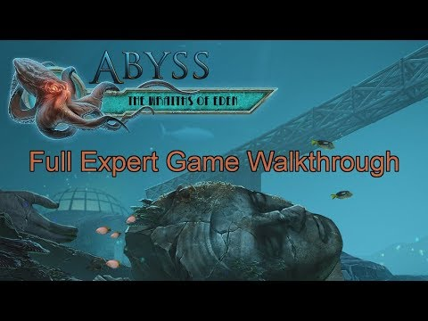 Abyss: The Wraiths of Eden Full Walkthrough