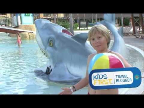 Barcelo Maya Palace Beach Resort - Kids First Vacation Review