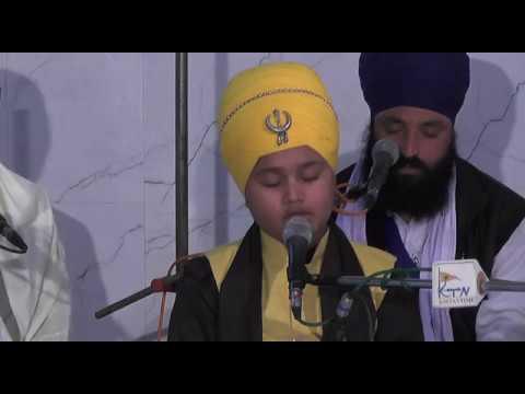 Bhai Parmpreer Singh Ji Salana Sahide Samagam Dehar Shri Chamkaur Sahib, Punjab 24-12-16