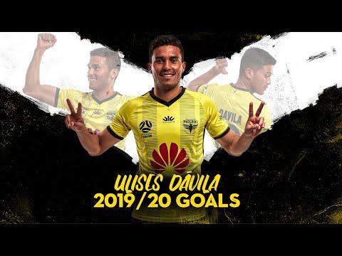 Ulises Dávila Goals X Hyundai A-League 2019/20