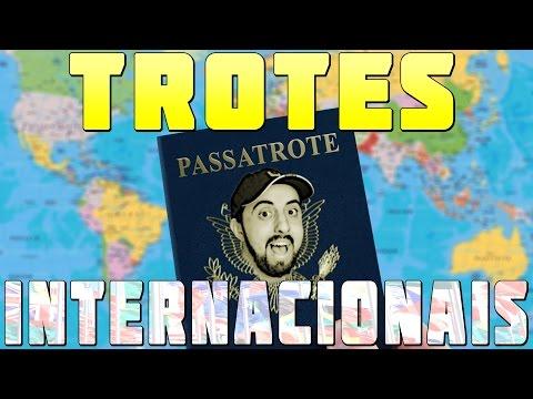 TROTES INTERNACIONAIS