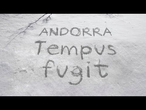 Tempus Fugit · Andorra · Biennal de Venècia 2013 · Balmaseda, Bosque, Morrison