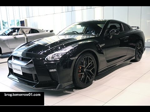 nissan gt r black edition black youtube. Black Bedroom Furniture Sets. Home Design Ideas