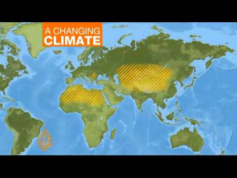 New climate report has grim predictions
