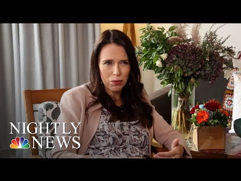 New Zealand Prime Minister Serves As Role Model To Working Mothers | NBC Nightly News