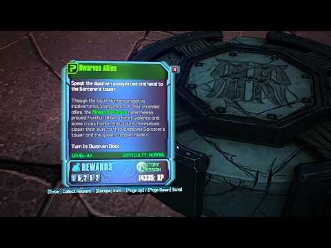 Borderlands 2 - Tiny Tina's Assault On Dragons Keep DLC (Gameplay/Commentary) [HD] Ep.35 |