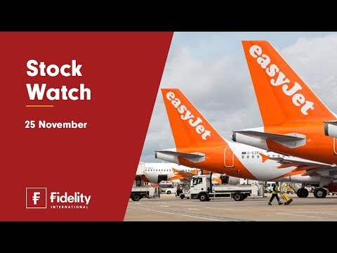 Stock watch 25-29 November: easyJet's package plans.