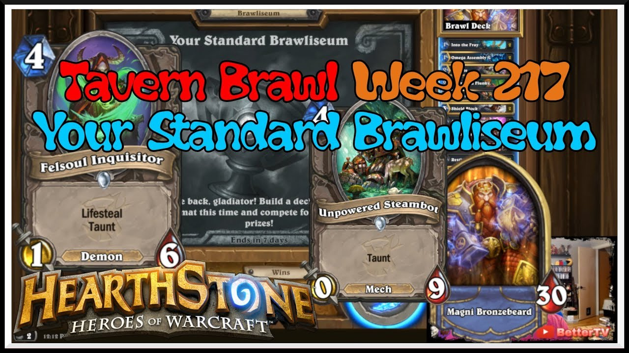 I Taunt, You Flaunt Warrior - Hearthstone Decks