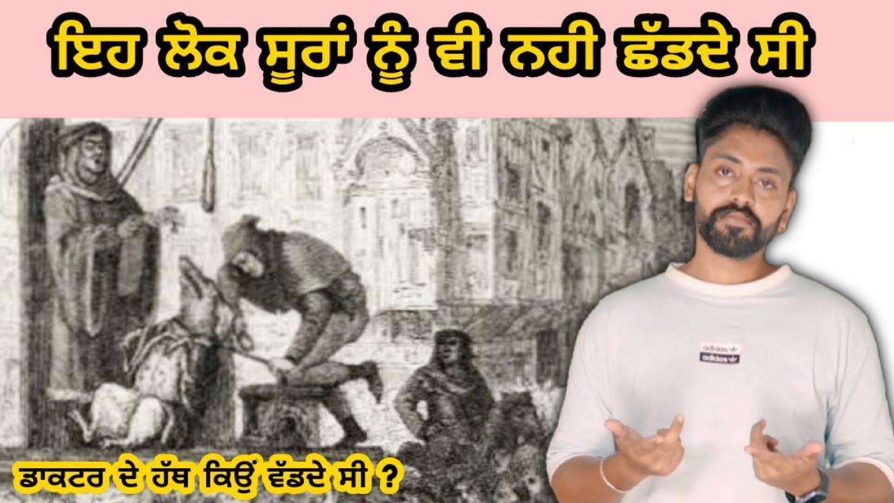 ਇਹ ਲੋਕ ਸੂਰਾਂ ਨੂੰ ਵੀ ਨਹੀ ਛੱਡਦੇ ਸੀ ? Facts | ਡਾਕਟਰਾਂ de hath kyo ਵੱਢ ਦੇ ਸੀ | Punjabi Facts