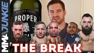 The Break: On UFC Philadelphia's one-hitter quitters, Conor McGregor (again), Eddie Alvarez