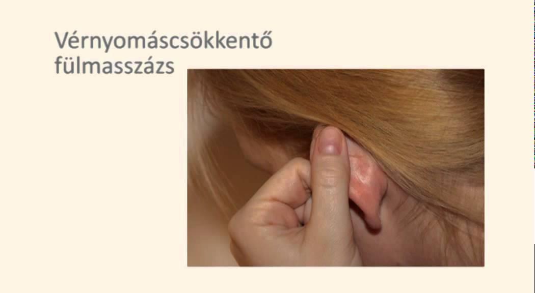 videó a magas vérnyomás elleni masszázsról)