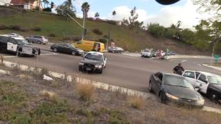 San Diego: SDPD CHASE 10042016
