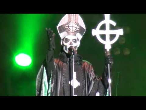 Ghost - Infestissumam - Hellfest 2013