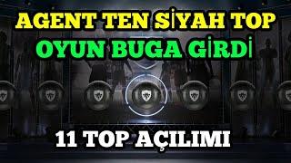 OYUN BUGA GİRDİ SİYAH TOP GELDİ PES 2018 MOBİLE TOP AÇILIMI