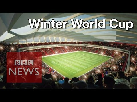 Qatar's Winter World Cup - in 60 seconds - BBC News