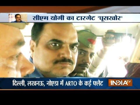 ARTO amasses property worth Rs. 500 crore in Uttar Prades, held