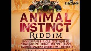 Chevaughn - Go |Animal Instinct Riddim| January 2013 | Follow @YoungNotnice |