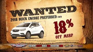 Fremont Chevy Buick GMC Has Your Most Wanted This July!