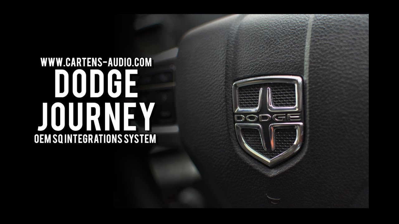 Audio mobil dodge journey oem integrations with aftermarket audio mobil dodge journey oem integrations with aftermarket components ccuart Images