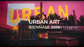 5. UrbanArt Biennale® 2019 Völklingen