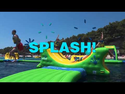 Splash-n-Dash Aqua Park - Family Fun For All Ages