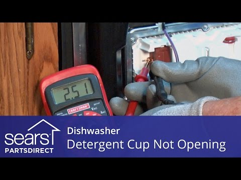 dishwasher-detergent-cup-not-opening