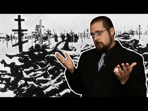 The Holodomor of F****s Continues