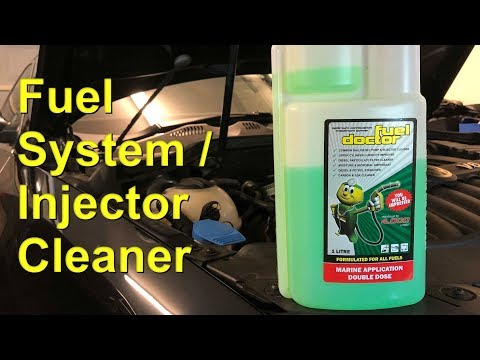 Fuel Doctor Injector and System Cleaner - Review