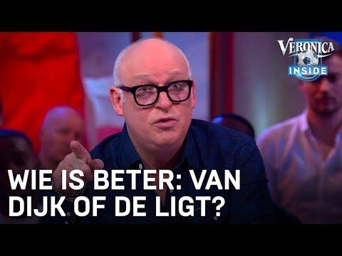 Wie is beter: Van Dijk of De Ligt? | VERONICA INSIDE