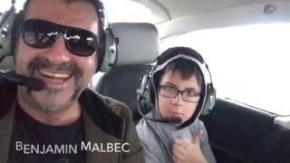 CC PVY mi primer vuelo con Francisco Javier Gómez Bosker y Mauricio Malbec