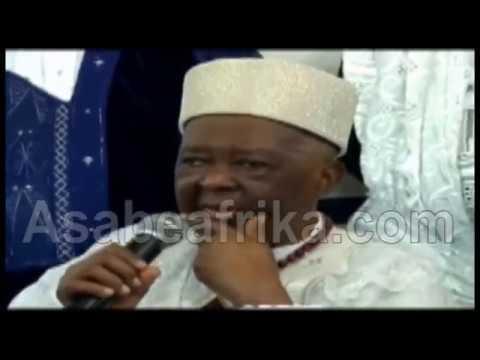 King Sunny Ade's Last Show For Late Ooni Sijuade @ University Of Ibadan