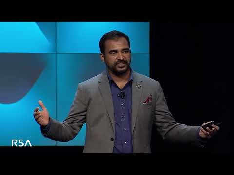 """Innovation in Risk and Cybersecurity"": Zulfikar Ramzan, RSA Chief Technology Officer"