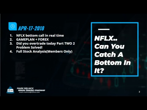 Newsbeat Show #60  CUT THE B.S. AND LET US HELP YOU NOW! NFLX Bottom Call!